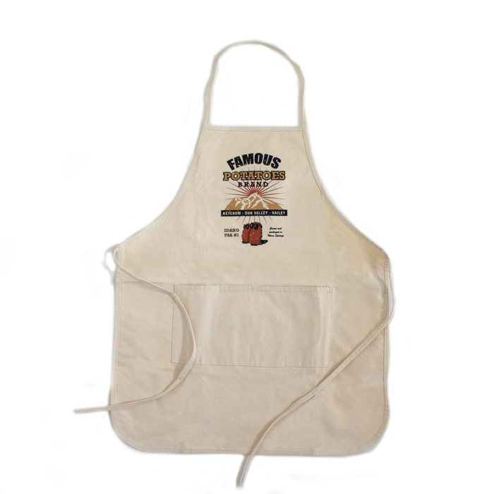 Famous Potato Apron